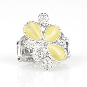 Diamond Daises - Yellow